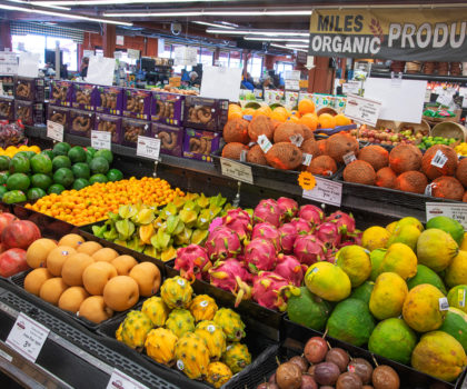 For the last 50 years, Miles Farmers Market has been the name we've associated with the freshest foods available