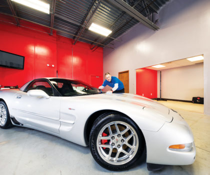Next Level Auto Detailing can restore your ride to a showroom finish