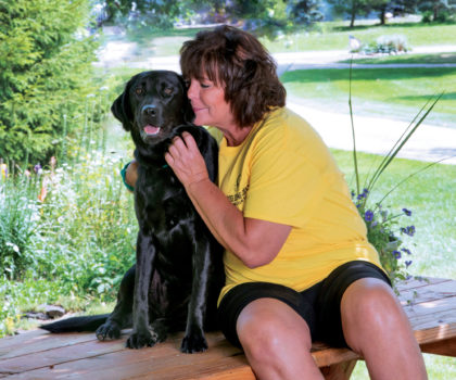 After more than a decade in business, Sandra Jenkins is still Dog Gone Crazy