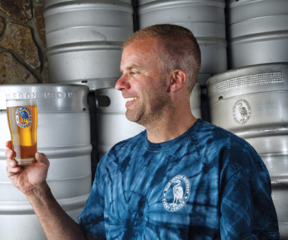 Blue Heron Brewery is determined to make this summer the gift it was meant to be