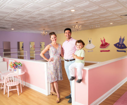 Tutu School Akron: A boutique dance studio that focuses on the joy of expression