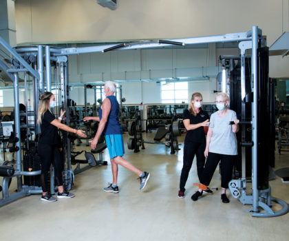 The Fitness Center at UH Avon Health Center can help you get back to normal life after physical therapy is finished