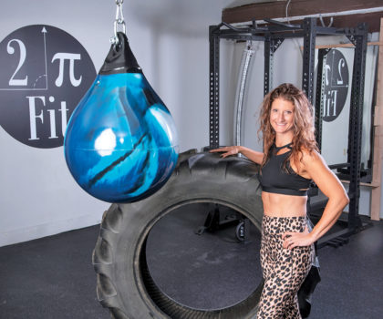 At Celena Koerber's 2piFit, personal training takes a different turn