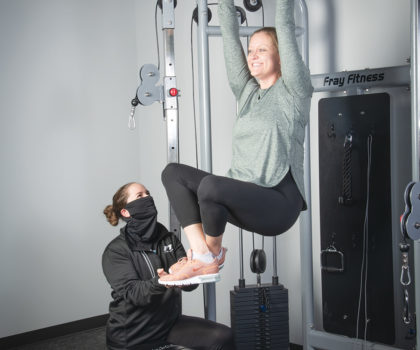 Here's how the team at Fitness Together helped Heather Fasola to make a dramatic transformation