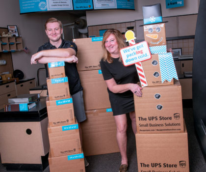 Here's how The UPS Store Fairview can help you give and get the goods this holiday season
