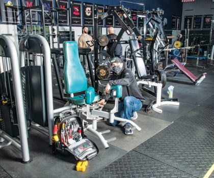 Keep your gym equipment functioning at peak performance