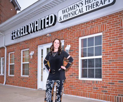 Here's how Ferrell-Whited Physical Therapy can help free you from distressing symptoms, including urinary incontinence