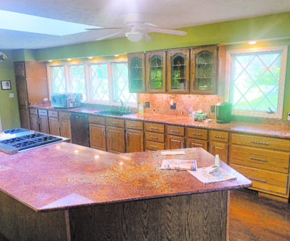 Create a new, custom-cabinet look in your space for thousands less than a traditional remodel