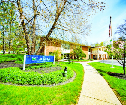 When living at home isn't an option anymore, The Laurels of Chagrin Falls way of caring is exceeding service expectations