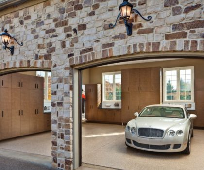 Does your garage have curb appeal?