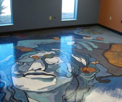 Mimi Vanderhaven Should I Paint My Garage Floor