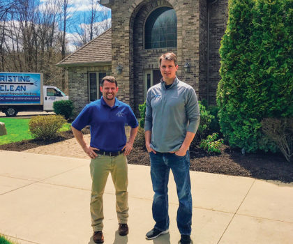 Here's how the team at Pristine Clean can bump your home's curb appeal up a few notches