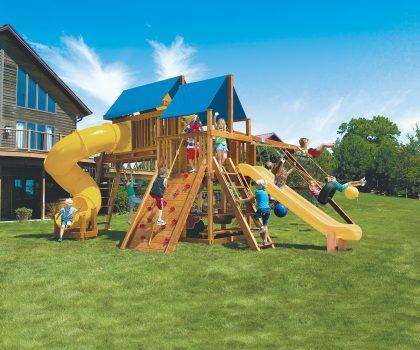 Playground World offers next-level outdoor fun