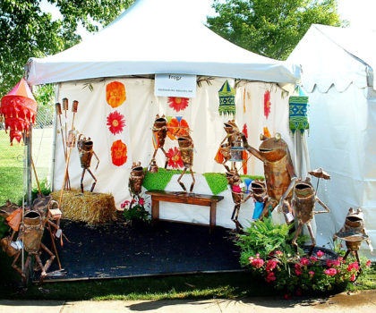 The Akron Arts Expo returns for the 2021 summer season, July 24-25