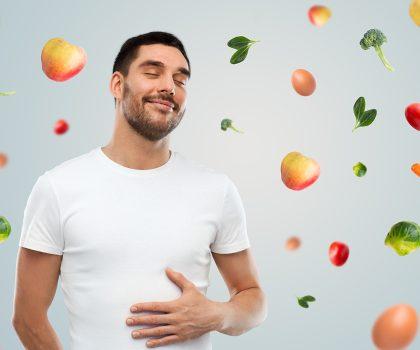 Happy gut, happy butt