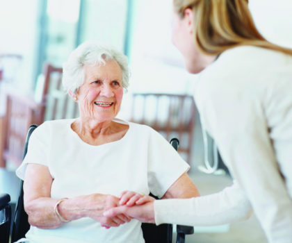 Angel Helpers can lend a helping hand to people who need the support aging at home requires