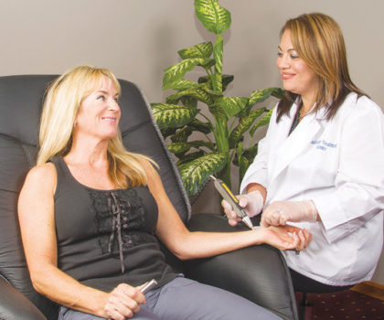 AcuLaser Treatment Centre can help you to let go of the habits that are impacting your health