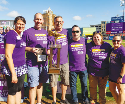 On Saturday, September 14, 2019, you'll have the opportunity to walk to end Alzheimer's in Akron