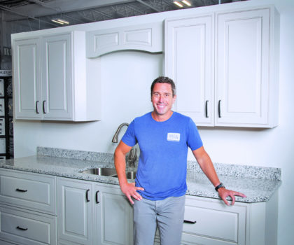 You don't have to wait months to have your new kitchen from Northeast Factory Direct installed now