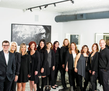 In just its first three years, Fairlawn's Aro Hair Salon has become one of the top salons in the region