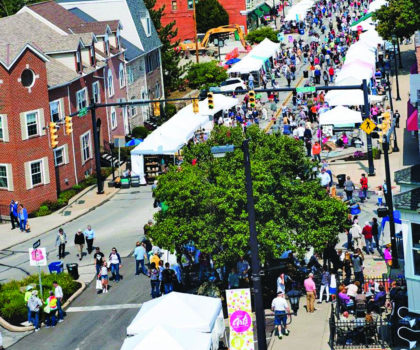 The 31st Annual Berea Arts Fest promises to bring back the creativity we've been missing