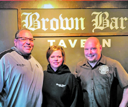 Brown Barn Tavern sets the stage for inspired menu creations, amazing views & great service