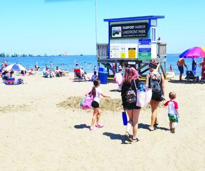Harbor Lakefront opens  Memorial Day weekend