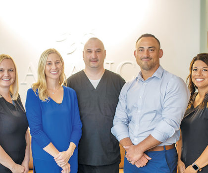 Here's how the top podiatric team at Balance Foot and Ankle Wellness Center can keep you in step