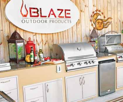 With a super sale in progress, a new outdoor grilling patio, and record sales this year, Home Appliance Sales and Service is hot