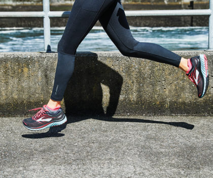 Lucky Shoes takes you a step closer to your fitness goals