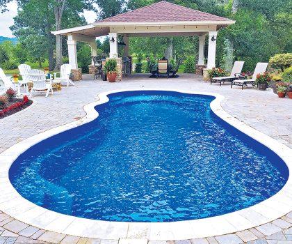 Candyapple Nursery & Landscaping can create a splash in your backyard