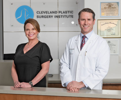 Plastic surgeon, Dr. Jason Leedy of Cleveland Plastic Surgery Institute, has affordable options to freshen your look in the new year
