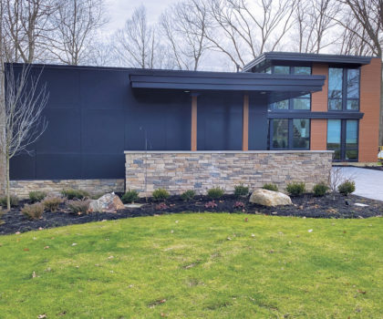 Adding stone to the exterior of your home can punch up the wow factor, for less than you might think