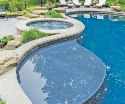 Squeeze every drop of joy out of Northeast Ohio's beautiful summers with a project from Exscape Designs