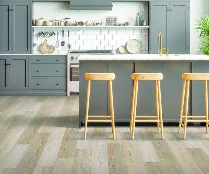 The team at Guhde Flooring America will floor you with luxury vinyl tile
