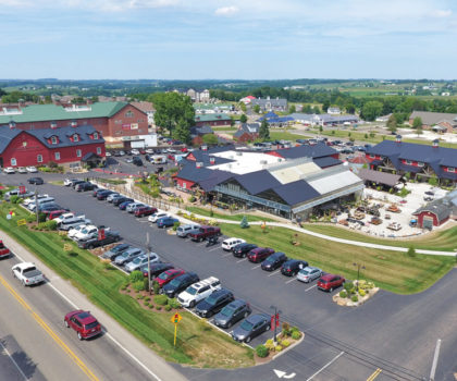 Three great stores on one lush, people-friendly campus: Here's why people are buzzing about Amish Country's Sheiyah Market