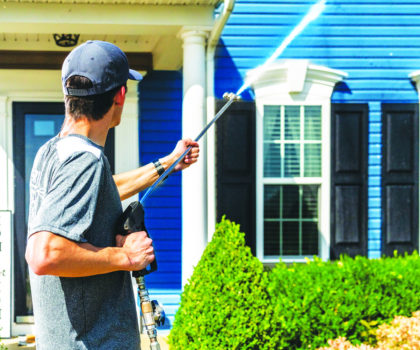 Pristine Clean's highly-trained team of 40+ technicians can rid your home of unsightly mildew, grime, moss and algae, safely and affordably