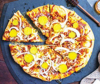 The Starving Chef Recipe: Nashville Hot Chicken Pizza