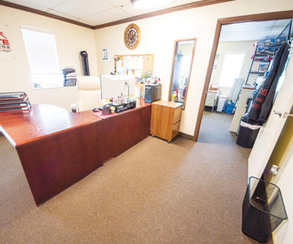 Willow Tool & Machining has affordable office space for lease