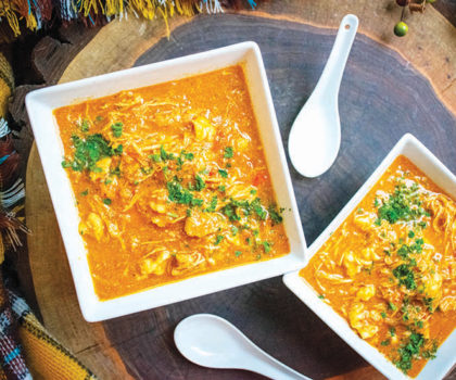 The Starving Chef Recipe: Chicken  Paprikash Soup