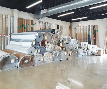 Dan's Wholesale Carpet & Flooring is taking Northeast Ohio by storm