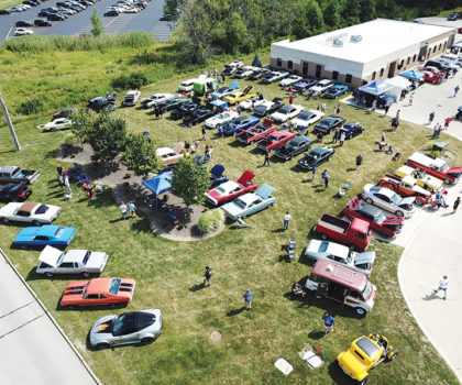 D&S Automotive Collision and Restyling will host its sixth annual Cruise-In on Saturday, July 27, 2019