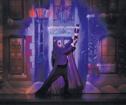 Ballet Theatre of Ohio brings its celebrated live performance of The Nutcracker back to Akron's much-beloved Civic Theatre