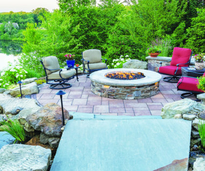 See how Exscape Designs can create a gorgeous outdoor retreat right in your own backyard
