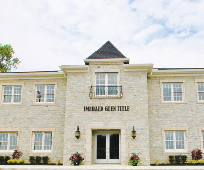 Here's why Emerald Glen Title is the obvious choice for your real estate transaction