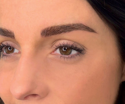 Disappearing eyebrows can now be a thing of the past