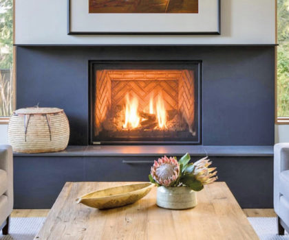 Here's how the beauty of a custom fireplace can be yours