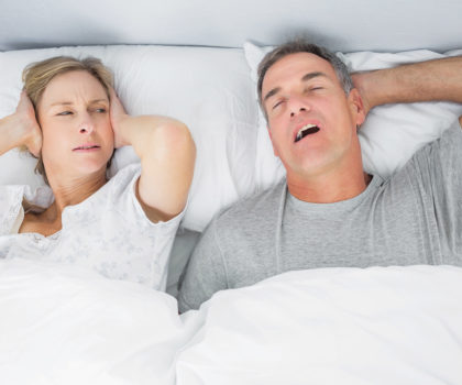 Snoring & CPAP Solutions offers an alternative to sleep apnea that could literally save your life