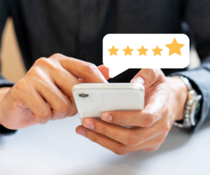 Get a free review of your business's online presence