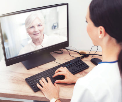 If you need to connect with a therapist, teletherapy could be your lifeline